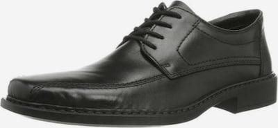 RIEKER Schnürschuh in schwarz, Produktansicht