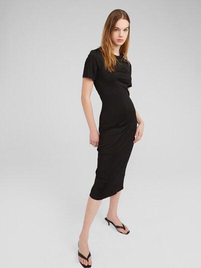 EDITED Kleid 'Jocy' in schwarz, Modelansicht