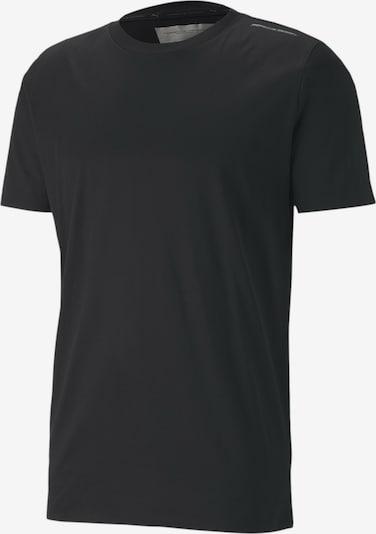 PUMA Shirt 'Porsche Design' in schwarz, Produktansicht