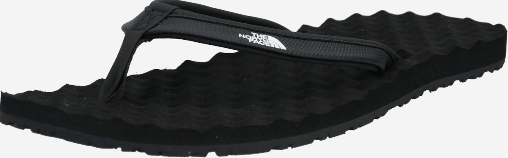 THE NORTH FACE Zehentrenner 'Mini II ' in schwarz / weiß, Produktansicht