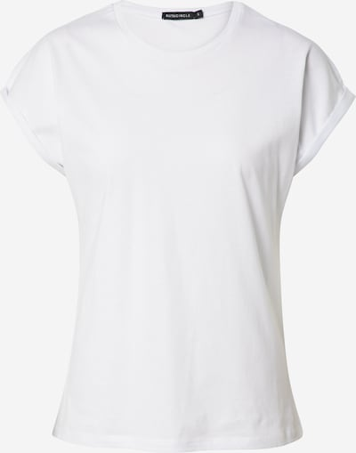 Rut & Circle Top 'ELLEN TEE' in weiß, Produktansicht