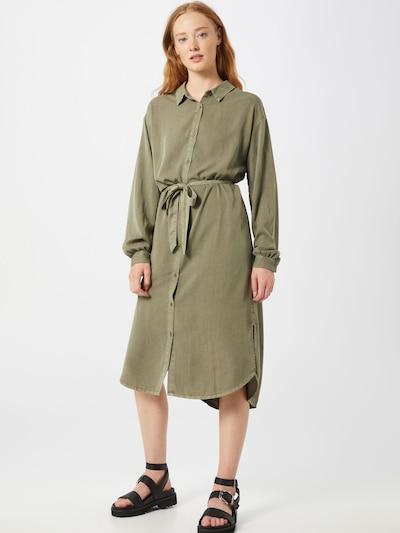 modström Kleid 'Evelyn' in khaki, Modelansicht