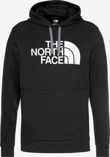 THE NORTH FACE Sweatshirt 'Berard' in schwarz / weiß, Produktansicht