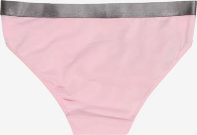 Calvin Klein Underwear Spodnjice '2 PACK BIKINI' | roza / črna barva: Pogled od zadnje strani