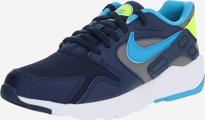 Nike Sportswear Superge 'LD Victory' | modra / dimno-siva / neonsko zelena barva, Prikaz izdelka
