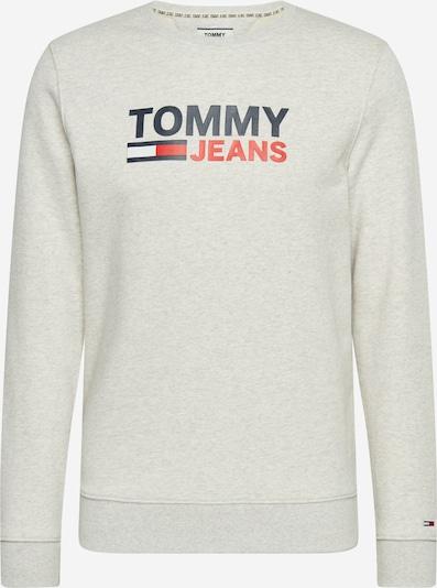 Tommy Jeans Sweatshirt in hellgrau, Produktansicht