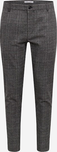 Samsoe Samsoe Kalhoty 'Frankie' - šedá / tmavě šedá / šedý melír, Produkt