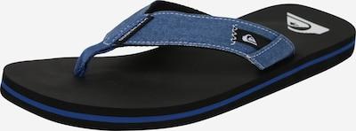 QUIKSILVER Sandały 'MOLOKAI' w kolorze ciemny niebieski / czarnym, Podgląd produktu