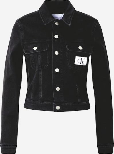 Calvin Klein Jeans Tussenjas in de kleur Zwart, Productweergave