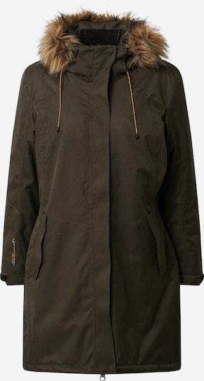 KILLTEC Zunanji plašč 'Ostfold' | oliva barva, Prikaz izdelka