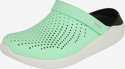 Crocs Clogs 'Lite Ride' in mint, Produktansicht
