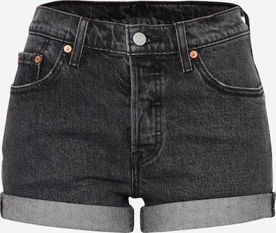 LEVI'S Jeans ' 501 W ' in de kleur Donkerblauw, Productweergave