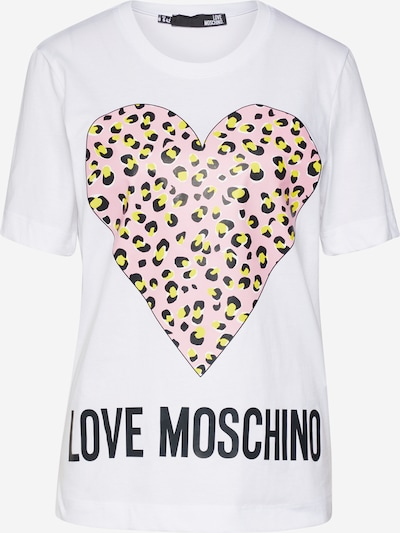 Love Moschino Shirt in weiß, Produktansicht