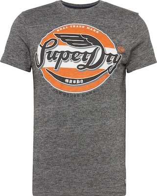 Superdry T-Shirt 'REAL TRADEMARK'