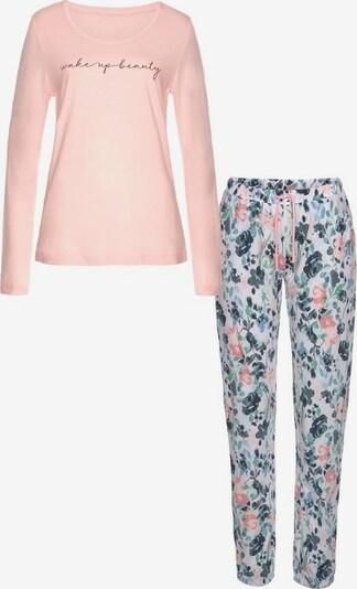 VIVANCE Pyjama 'Dreams' in rosa, Produktansicht