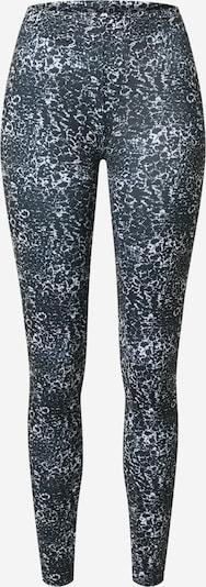 Urban Classics Leggings in de kleur Zwart / Wit, Productweergave