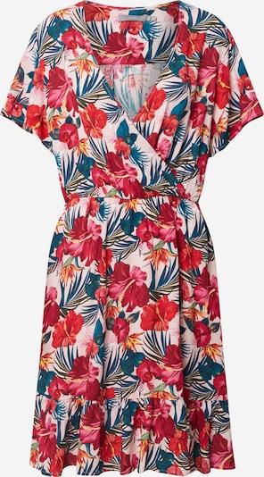 b.young Letní šaty 'Byilia' - mix barev / růžová / červená, Produkt