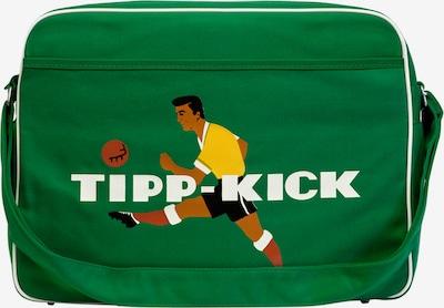 LOGOSHIRT Tasche 'Tipp Kick' in grün, Produktansicht