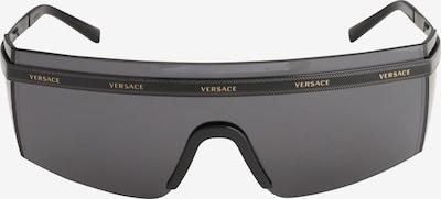 VERSACE Sonnenbrille in schwarz, Produktansicht