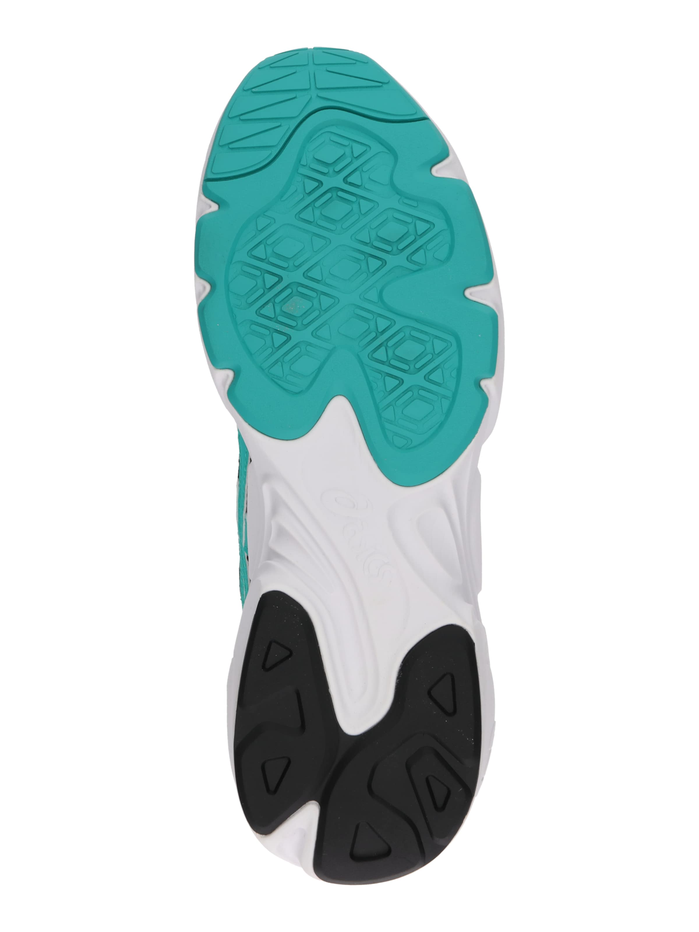 Tiger 'gel bondi' GrünSchwarz Sneaker In Asics D9Y2WEIH