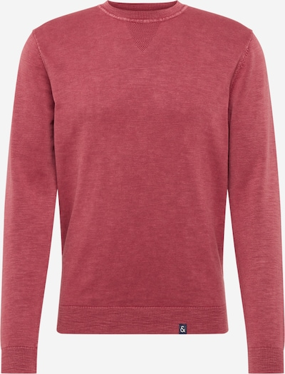 COLOURS & SONS Pullover in weinrot, Produktansicht