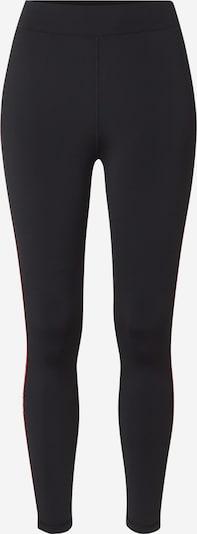 ALPHA INDUSTRIES Leggings in rot / schwarz, Produktansicht