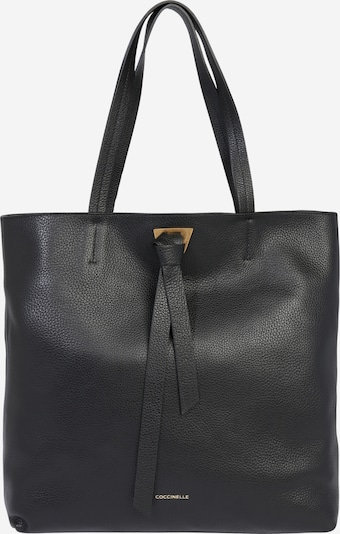 Coccinelle Shopper 'JOY' in schwarz, Produktansicht
