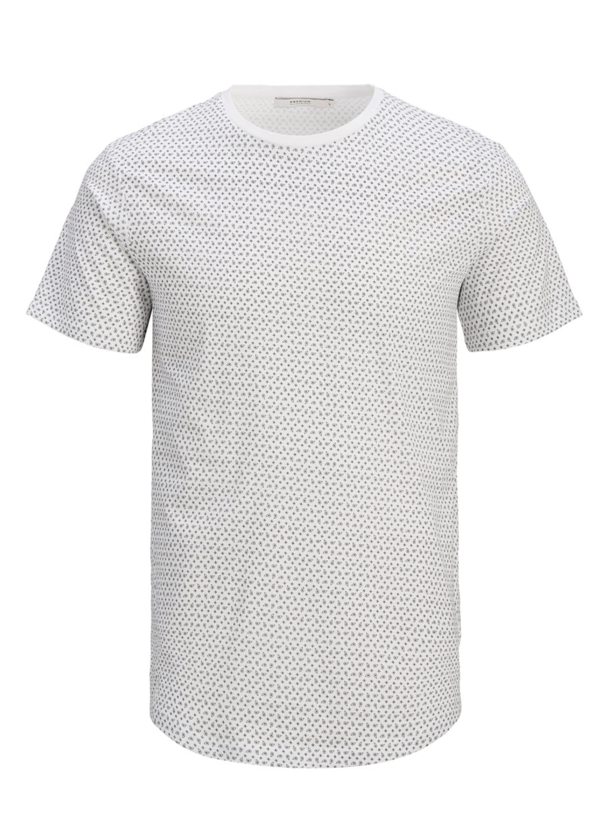 Jackamp; shirt Bleu En Jones T FoncéBlanc CWxBorde