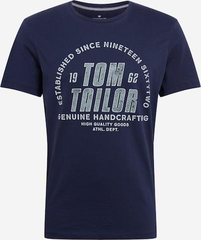 TOM TAILOR Shirt in dunkelblau, Produktansicht