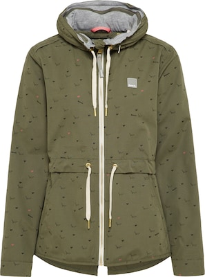 BENCH Jacke mit All-over-Print