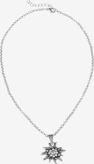 Lusana Trachtenhalskette in silber, Produktansicht
