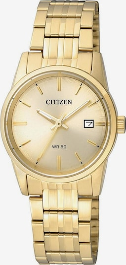 CITIZEN Uhr 'EU6002-51P' in gold, Produktansicht