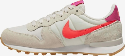 Nike Sportswear Sneaker 'Internationalist' in grau / orange / rosa, Produktansicht