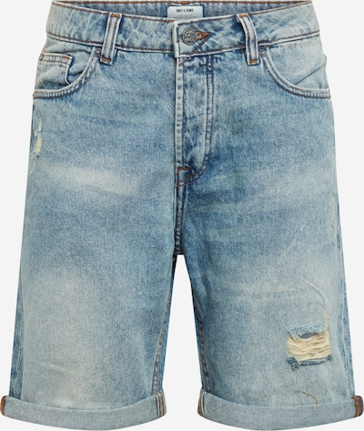Only & Sons Džínsy 'ONSAVI LOOSE L BLUE SHORTS DCC 5233' - modrá denim, Produkt