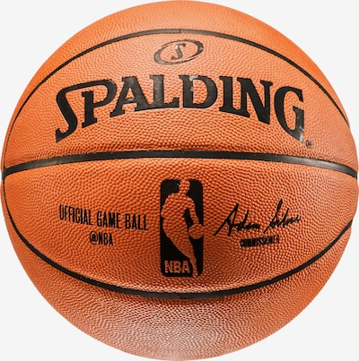 SPALDING 'NBA Official Gameball' Basketball in orange, Produktansicht
