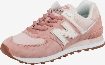 new balance Wl574say Sneakers Low in pink, Produktansicht