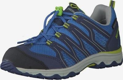 MEINDL Sportschuhe in blau / dunkelblau / apfel, Produktansicht