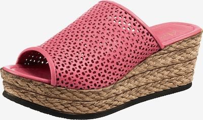 ANDREA CONTI Pantoletten in pink, Produktansicht