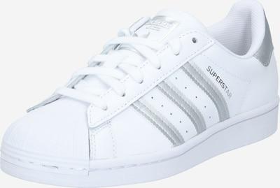 ADIDAS ORIGINALS Sneakers laag 'SUPERSTAR' in de kleur Zilver / Wit, Productweergave