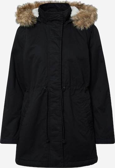 GAP Tussenparka 'V-SHERPA PARKA' in de kleur Zwart, Productweergave