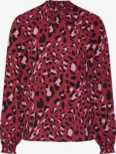 ONLY Bluzka 'NOVA' w kolorze czerwone winom, Podgląd produktu