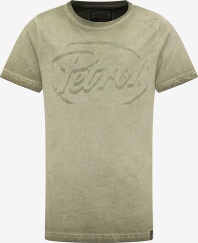 Petrol Industries T-Shirt in hellgrün: Frontalansicht