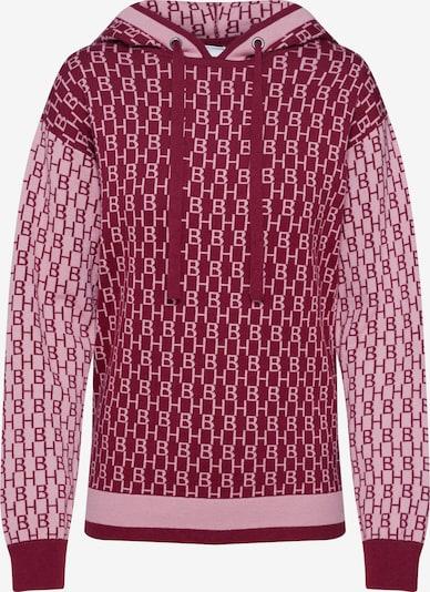 BOSS Sweter 'Ionela' w kolorze różowy pudrowy / czerwonym, Podgląd produktu