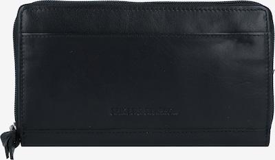 Spikes & Sparrow Portemonnaie in schwarz, Produktansicht