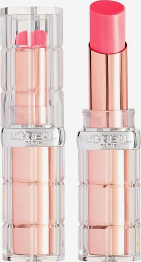 L'Oréal Paris Lippenstift 'Color Riche Plump & Shine' in nude, Produktansicht