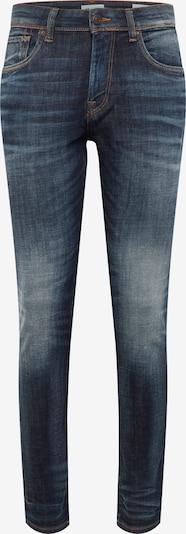 SELECTED HOMME Džinsi 'SLHSLIM-LEON 6164 D. BLUE ST JNS W NOOS' pieejami zils džinss: Priekšējais skats