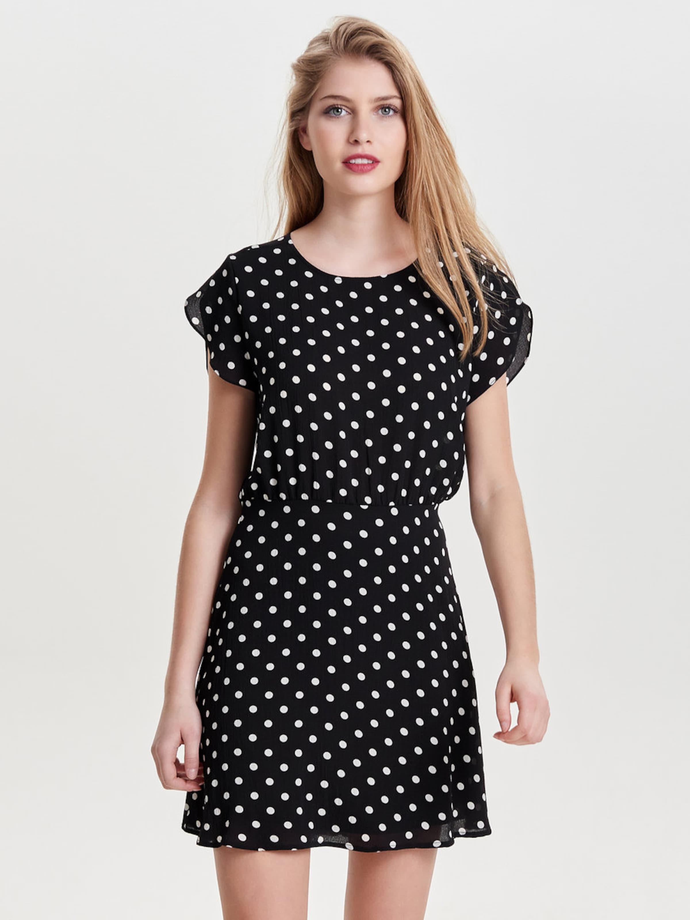 ONLY Lässiges Kleid mit kurzen Ärmeln Günstig Kauft Besten Platz Austrittskosten Rabattgutscheine Online Gefälschte Online-Verkauf IkrX8z59y