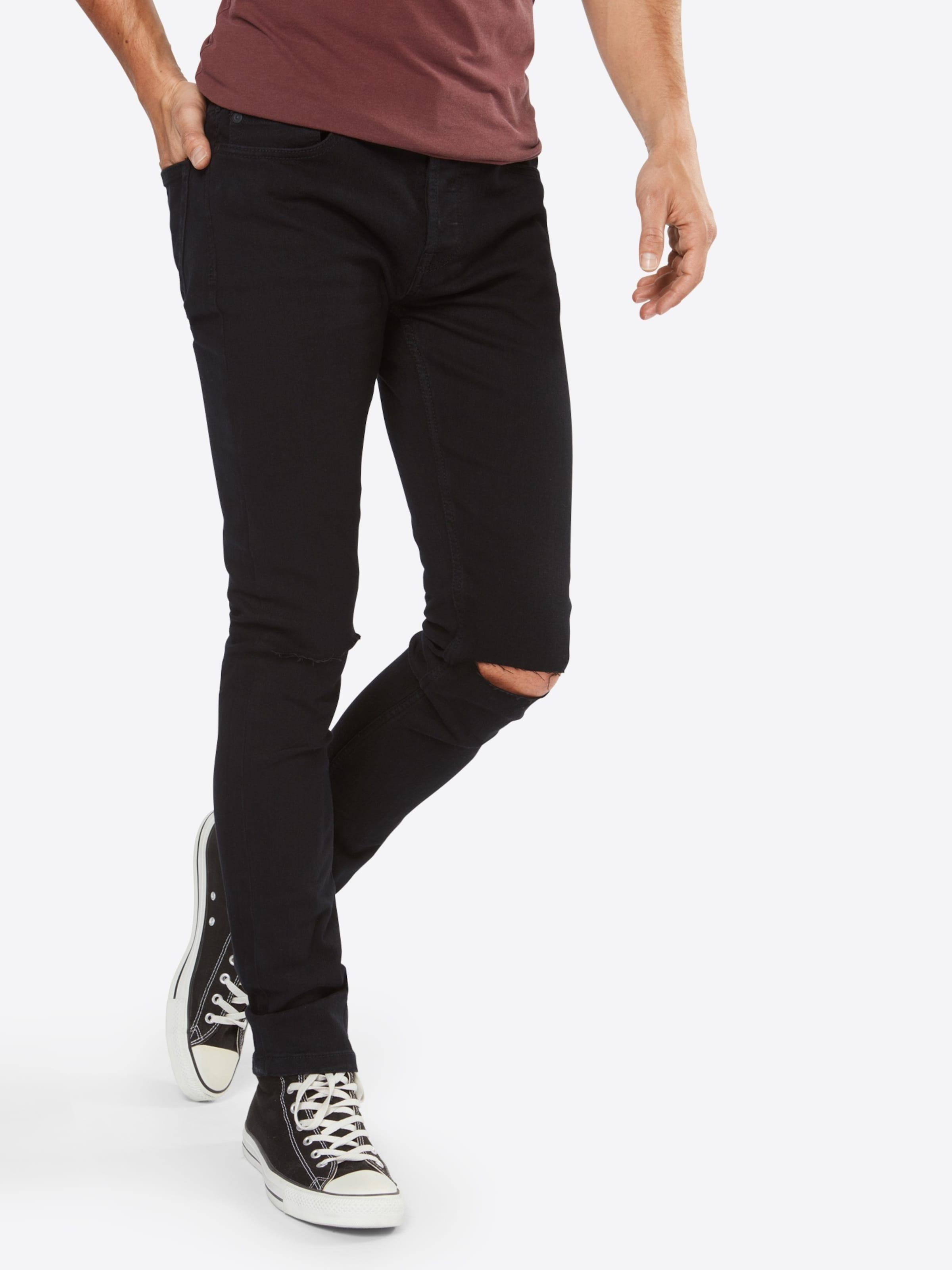 Only & Sons Jeans 'onsWARP W/RIP BLACK 6462 PIM' Aus Deutschland Online Amazon Kaufen enmTfiL