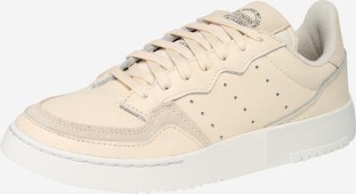 ADIDAS ORIGINALS Sneaker 'Supercourt' in beige / weiß, Produktansicht