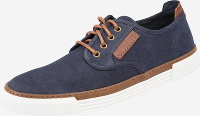 CAMEL ACTIVE Sneaker 'Racket' in marine / braun, Produktansicht